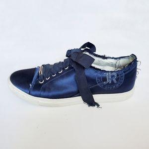 John Richmond Navy Sneakers
